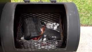 Brinkmann Trailmaster BBQ Pit Modifications