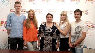 """""""Большая перемена 2015"""" на """"Юмор FM Липецк"""". Школа №6"""