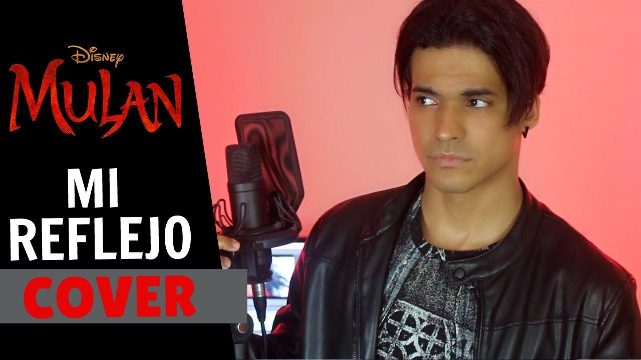 MULAN - Mi Reflejo (Cover Latino) Omar Cabán