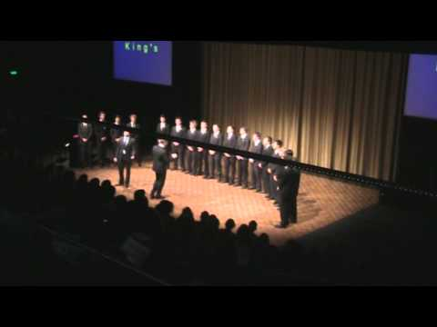 ChoralFest 2011: King's College HD WIDESCREEN