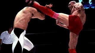 Bas Rutten - 32 Fights - All Strikes - Deadly Strikers - Part 1