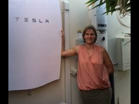 Tesla energy Powerwall 2 works for solar backup too pricey home backup?