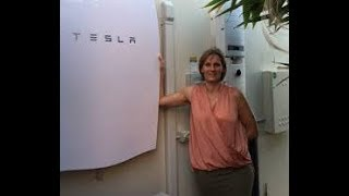 Tesla energy Powerwall 2 is out and works for solar backup too pricey home backup?