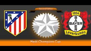 Video PES6 2nd Meski Champions Cup - Atlético Madrid vs Bayer Leverkusen : Group F MD3 download MP3, 3GP, MP4, WEBM, AVI, FLV Oktober 2018