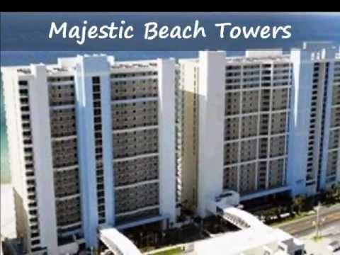 panama city beach majestic beach towers 2308 youtube. Black Bedroom Furniture Sets. Home Design Ideas