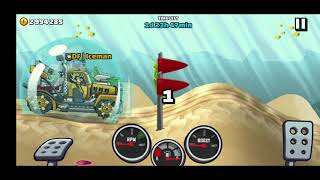 Hill Climb Racing 2 - Sweet n' Salty - 35121 Points