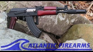 Draco AK47 Rifle Folder w/ Red Wood Furniture Set Atlantic Exclusiv...