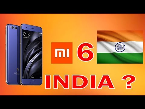 Why Mi6 is not coming to India ?