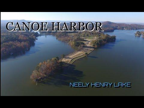 Neely Henry Lake Canoe Harbor Subdivision