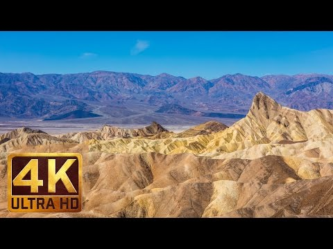 DEATH VALLEY National Park - Nature Documentary Film in 4K, Trailer