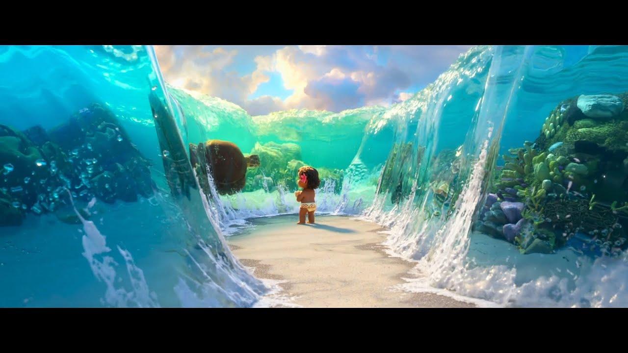 ディズニー最新作!映画『モアナと伝説の海』特報 - youtube