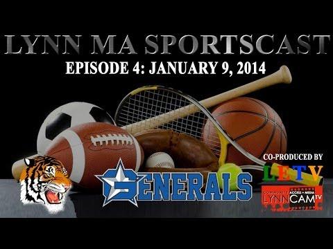 Lynn MA Sportscast | Episode 4 (1/9/14)