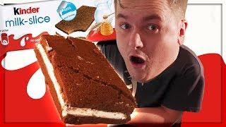 KÆMPE MÆLKESNITTE   Caspers Køkken