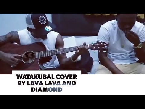Watakubali Cover By Diamond and LavaLava,Og by Mbosso