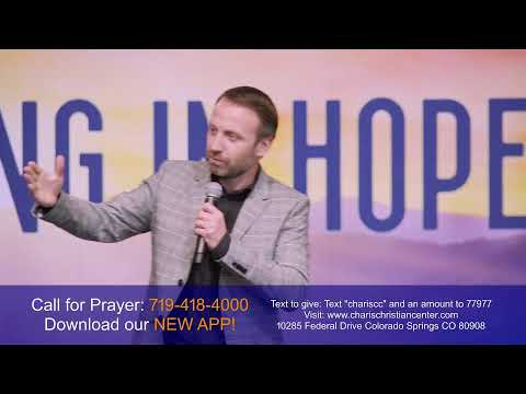 Rejoicing in Hope III - Pastor Lawson Perdue - Sunday Morning Second Service - 08-09-20