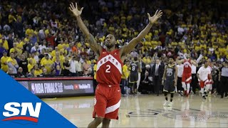 Watch a montage of the Toronto Raptors historic run to that ended in the franchises first NBA Championship. ---------------------------------------------- Subscribe to ...