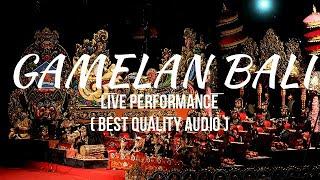Download Musik Tradisional Indonesia - Gamelan Bali - Live Performance - Best Quality Audio