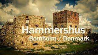 Hammershus - Bornholm Denmark / Dänemark