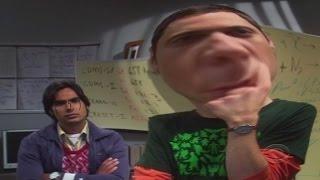 Raj VS Sheldon (Speech)