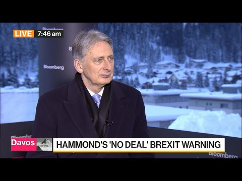 U.K.'s Hammond Sees `Very Real' Risk of No-Deal Brexit Mp3