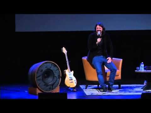 Sound City Q&A with Dave Grohl