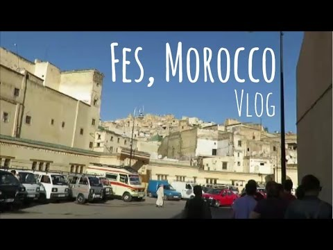 Adventures in Fes, Morocco