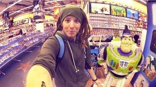 Einkaufen mit iBlali & Besuch bei ApeCrime! | ungefilmt