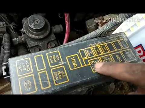 Mahindra Scorpio not start faulty ECU power supply by sana motors