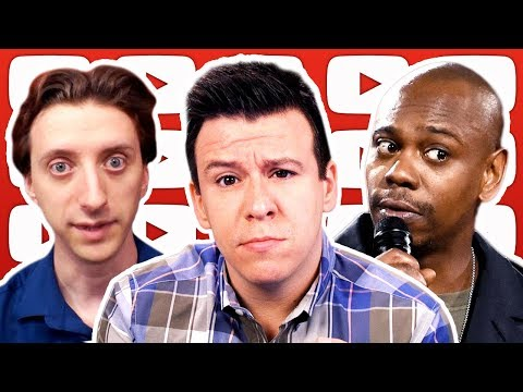 """buzzfeed-&-vice-go-after-dave-chappelle,-sat-""""adversity-score"""",-&-projared-responds-to-accusations"""