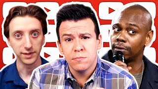 "Buzzfeed & Vice Go After Dave Chappelle, SAT ""Adversity Score"", & ProJared Responds To Accusations"