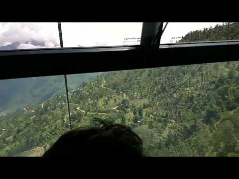 Cable Ride Manakamna, Nepal- TEASER