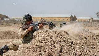 أخبار عربية   القوات العراقية تسيطر على الجسر الحديدي في #الموصل