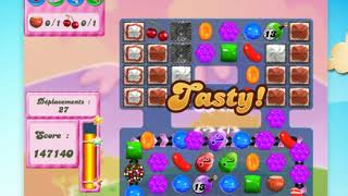 Candy Crush-Level 1244