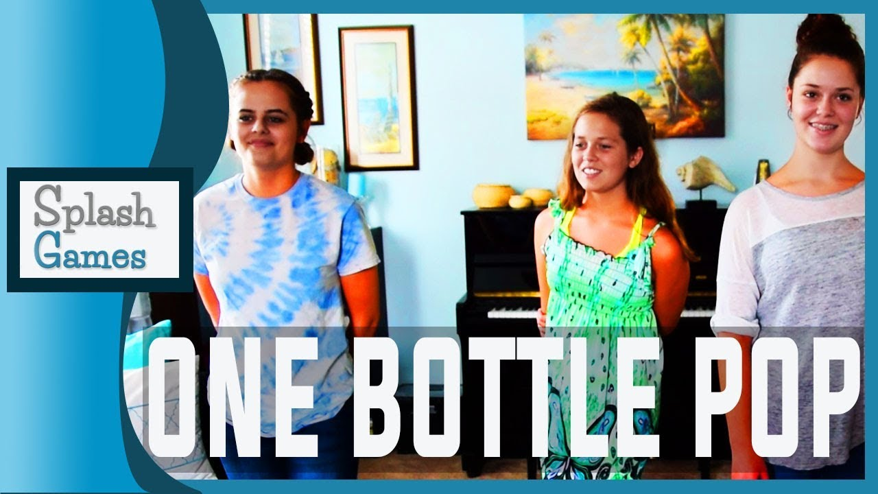 Camp song: One Bottle Pop