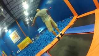 Daddy Daughter Fun Day Skyzone Kennesaw Ga