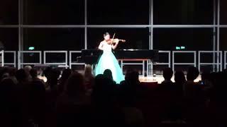 イザイ  ソナタ No. 3  by 吉本 梨乃  Ysaye Sonata for Violin Nr 3 Ballade Rino Yoshimoto at  Salzburg Academy