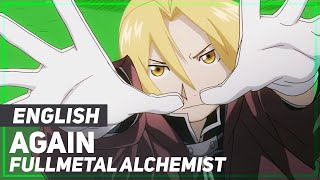 "ENGLISH ""Again"" Fullmetal Alchemist Brotherhood ( AmaLee )"