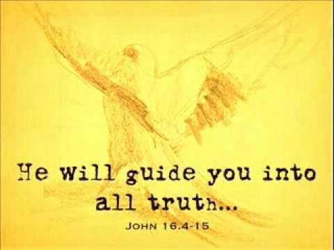 Devotional - The Ministry of the Holy Spirit - Your Guide/Leader 2