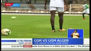 Gor Mahia FC to face USM Alger