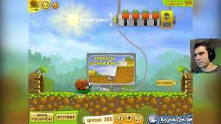 Darmowe Gry Online - Ślimak Bob 2
