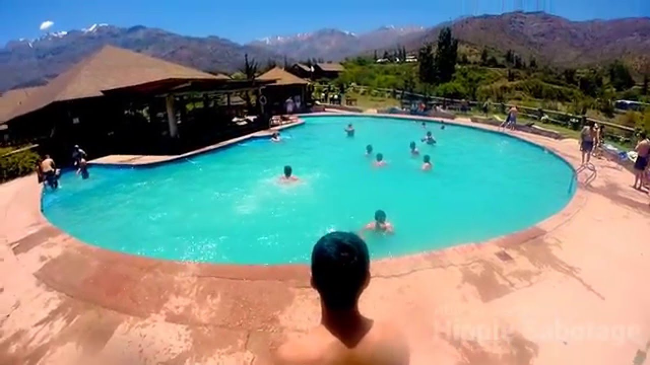 gopro  Piscina San Francisco Lodge  YouTube