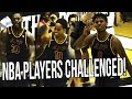 Julius Gets DUNKED ON! Swaggy P, Demar & Julius Randle WOKEN UP By Drew League Players!