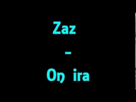 Zaz - On ira, lyrics