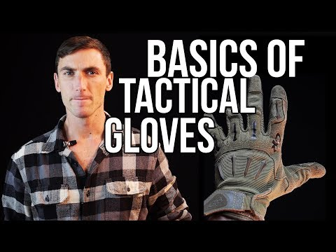 Basics of Tactical Gloves