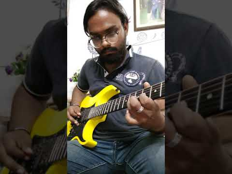 Mera Bharosa- William Soans (cover On Guitar - By Roy Thomas)