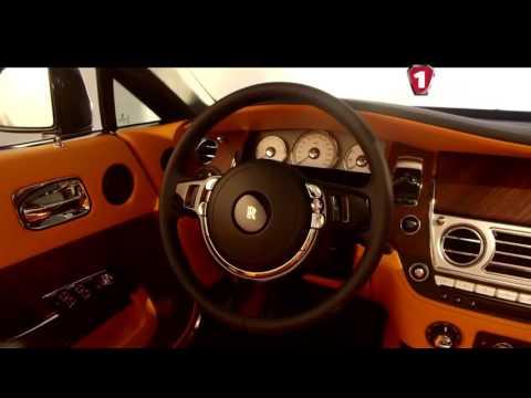 "Тест-драйв Rolls Royce DOWN ""Первый тест"""