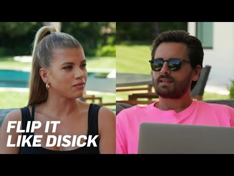 Sofia Richie & Scott Disick Plan Their Future Together | Flip It Like Disick | E!