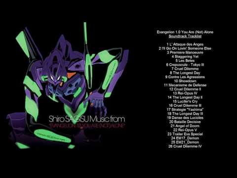 Evangelion 1 0 You Are Not Alone Soundtrack Tracklist