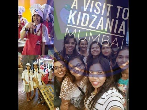 A visit to KidZania Mumbai