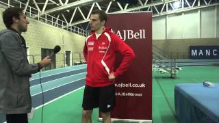 Nick Matthew on semi-final victory over Gregory Gaultier
